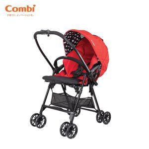 Xe đẩy Combi Neyo Plus Air (Màu Đỏ)